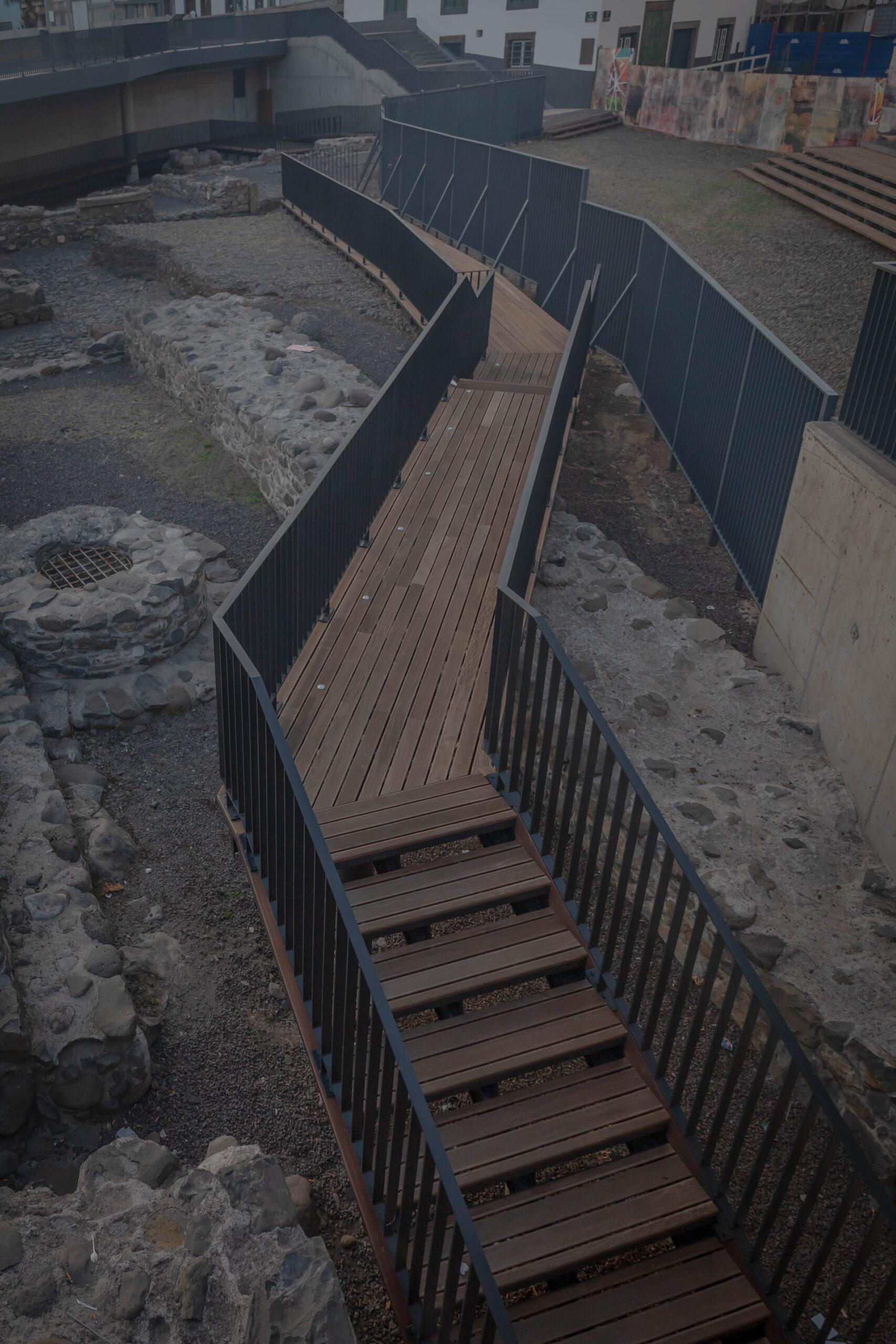 Ruínas do Forte de São Filipe